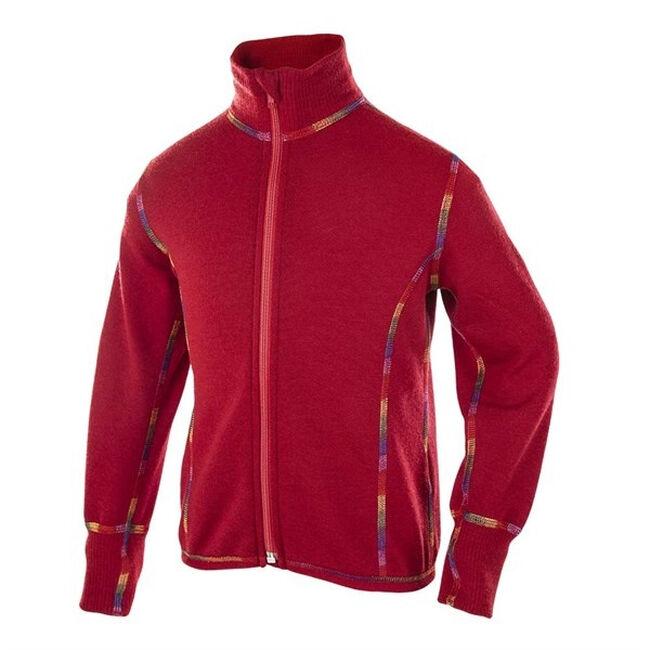 Janus Kids' Merino Wool Jacket - Red image number null