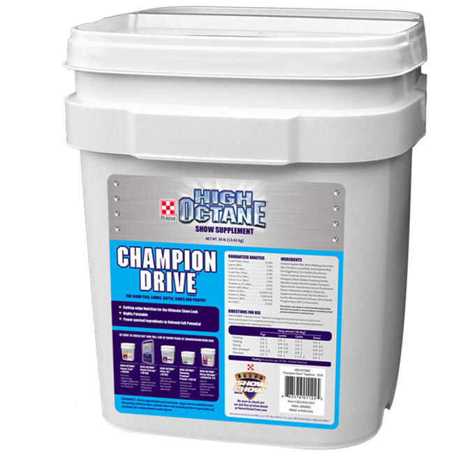 Purina High Octane Champion Drive image number null