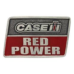 Case IH Red Power Attitude Buckle