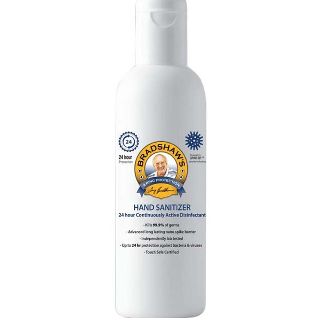 Bradshaw's Hand Sanitizer with Microbial Defense Additive  image number null