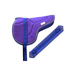 Intrepid Best Friend Bareback Pad - Pony - Purple