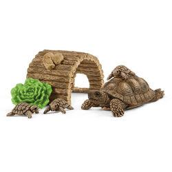 Schleich Tortoise Home Playset
