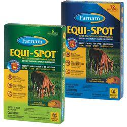 Farnam Equi-Spot Spot-on Fly Control for Horses