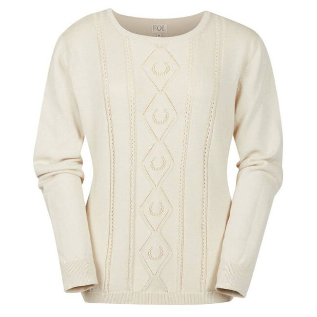 EQL by Kerrits Lucky Organic Cotton Sweater image number null