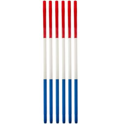 High Country Plastics Pole Bending Poles 6 Pack