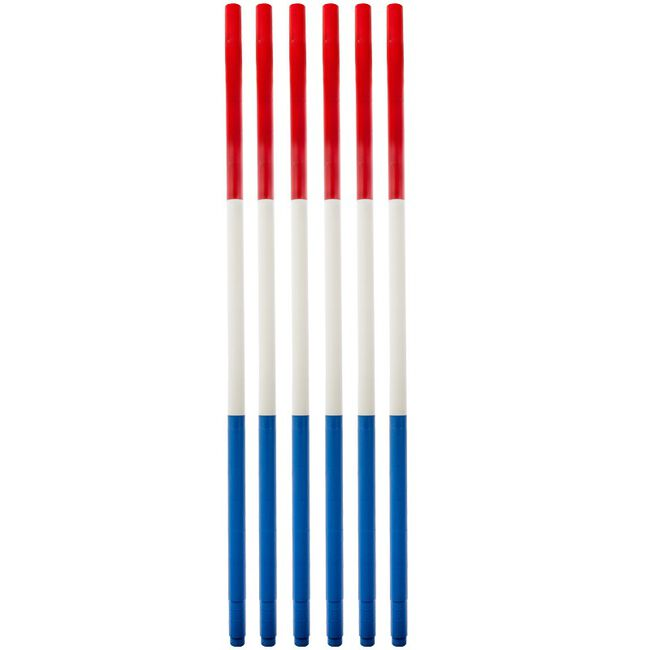 High Country Pole Bending Poles 6 Pack image number null