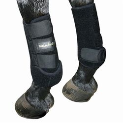 Back on Track Front Exercise Boot