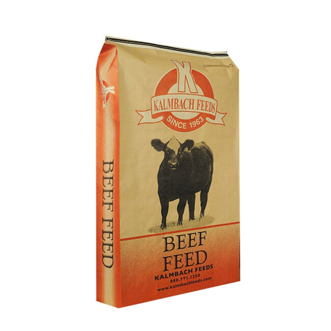 Kalmbach All Natural 14% Beef Conditioner Pellet image number null
