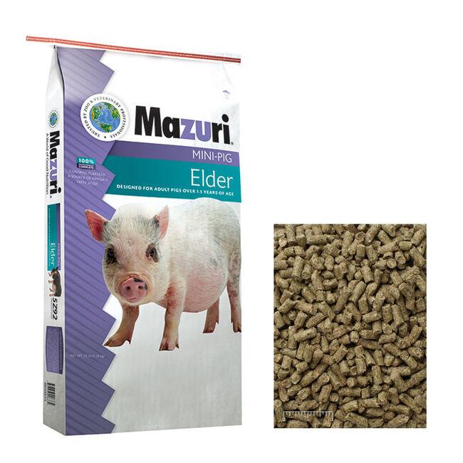 Mazuri Mini Pig Elder image number null