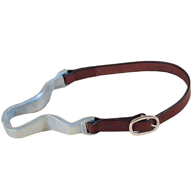 Tory Leather Nutcracker Cribbing Strap image number null