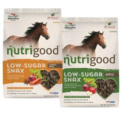 Manna Pro nutrigood Low-Sugar Snax Horse Treats