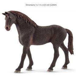 Schleich English Thoroughbred Stallion Kids' Toy