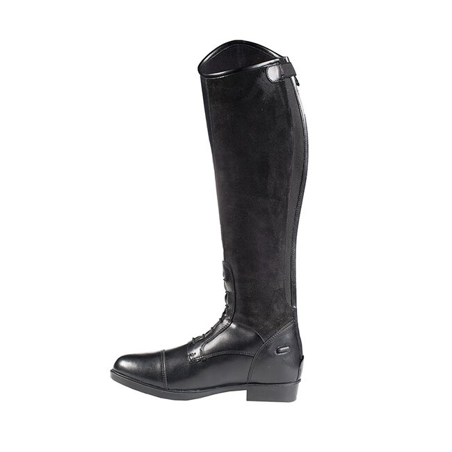 Horze Rover Tall Field Boots-Black-Regular-6.5 image number null
