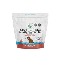 Green Coast Pet Pill-A-Pet Bacon Flavored 16 oz