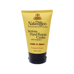 Naked Bee Serious Hand Repair Lotion With Ceramide 3, Coconut Honey