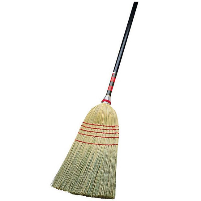 Ace Soft Broomcorn Broom 12 inches image number null