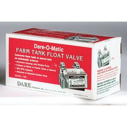 Dare Dare-O-Matic 300 gph Aluminum Housed Float Valve