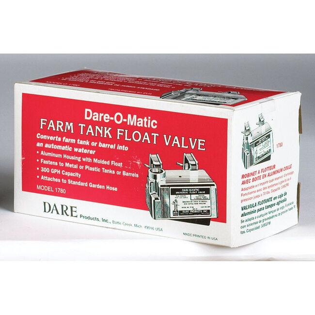 Dare Dare-O-Matic 300 gph Aluminum Housed Float Valve image number null