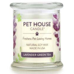 Pet House Candle - Lavender Green Tea