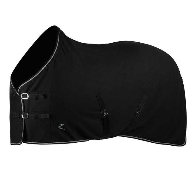 Horze Fleece Sheet - Black  image number null