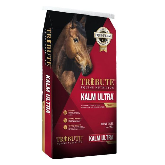 Tribute Kalm Ultra Horse Feed image number null