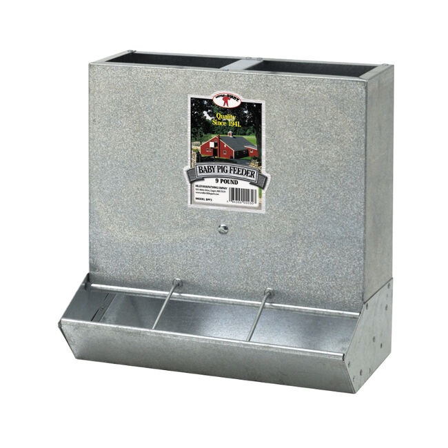 Little Giant 3 Hole Baby Pig Feeder image number null
