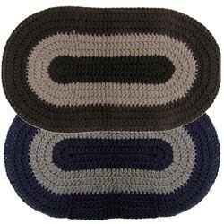 Intrepid Crochet Wool Pommel Pad