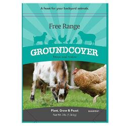 Barenburg Free Range Groundcover Forage Seed 3LB