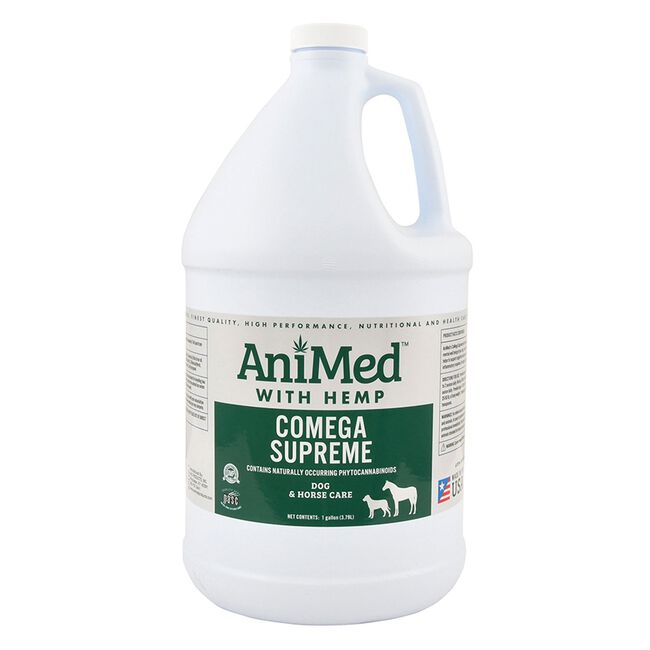 AniMed with Hemp Comega Supreme - Gallon image number null
