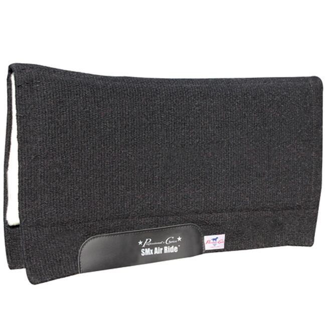 Professional's Choice Comfort-Fit SMx H.D. Air Ride Pad: Solids image number null