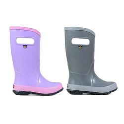 Bogs Kids Solid Slip On Rain Boot