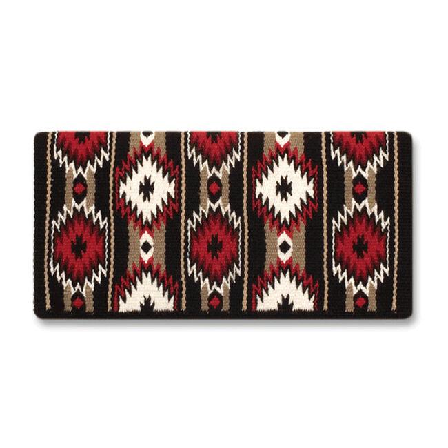 Mayatex 2x2 Saddle Blanket - Tibetian Red image number null