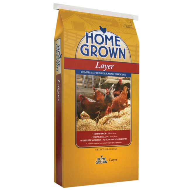 Purina Home Grown Layer Pellet 16% image number null
