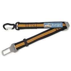 Kurgo Direct To Seatbelt Swivel Tether - 15-22 inches