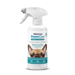 Vetericyn FoamCare Pet Shampoo + Conditioner Spray