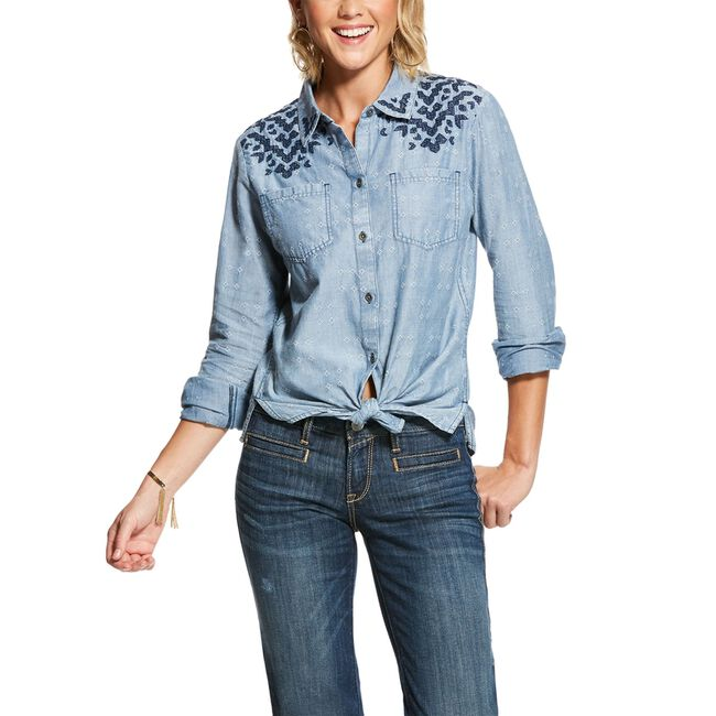 Ariat Four Corners Shirt image number null
