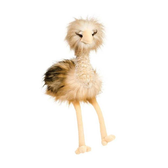 Douglas Olivia Ostrich Plush Toy image number null