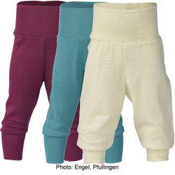 Engel Baby/Toddler Pants  - Wool/Silk Blend
