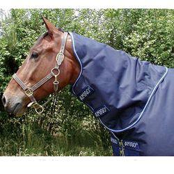 Horseware Amigo Turnout Hood 1200D Navy/Electric Blue, 150 grams