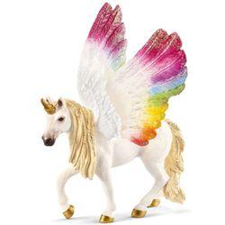 Schleich Winged Rainbow Unicorn Kids' Toy