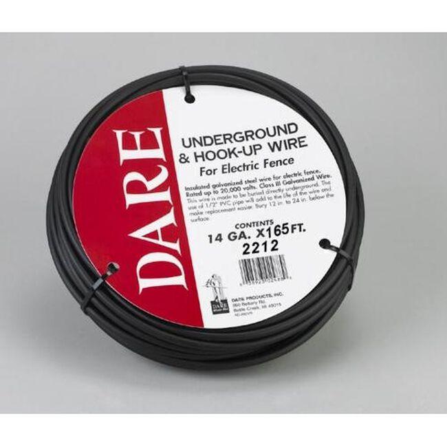 Dare Underground & Hook-Up 14 ga Wire 165' image number null