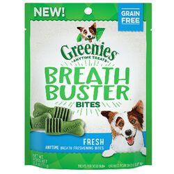 Greenies  Breath Buster Bites - Fresh Flavor Dog Treats