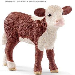 Schleich Hereford Calf Kids' Toy