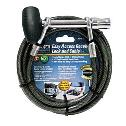 Reese Steel Receiver Lock Cable