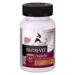 Nutri-Vet Aspirin For Large Dogs