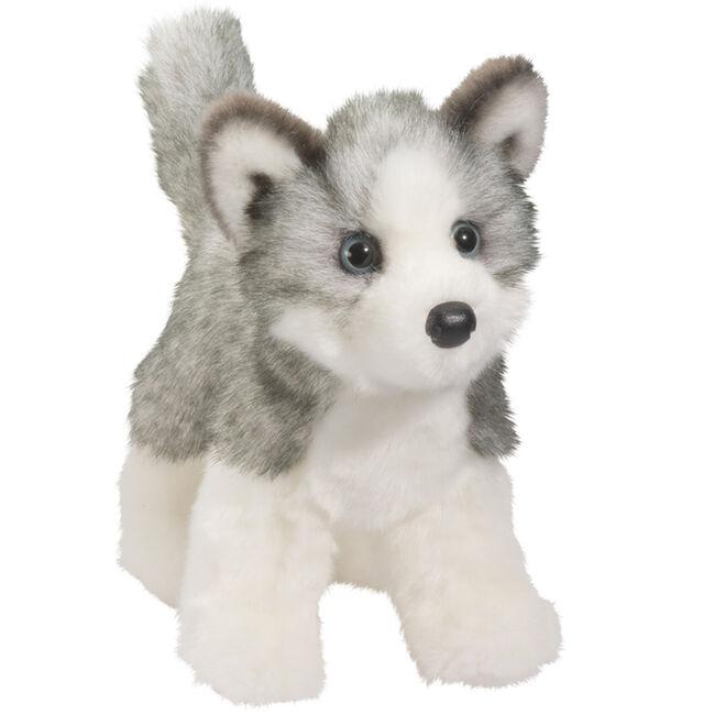 Douglas Blaze Husky Plush Toy image number null