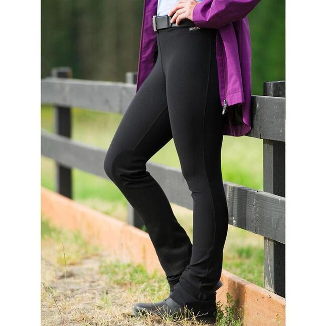 Kerrits Microcord Extended Knee Patch Bootcut Breech image number null