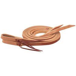 """Weaver Single-Ply Heavy Harness Split Reins - 1/2"""" x 8'"""