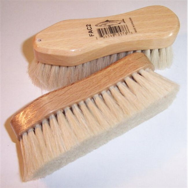 Hill Brush Company Goat Hair Face Brush image number null