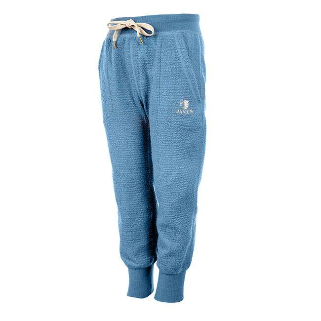 Janus Kids' Crinkle Pants- Blue image number null